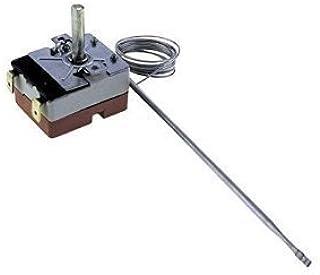 16A 250V AC 30-110C Controle de la temperature du thermostat pour four electrique TOOGOO R