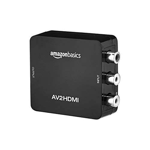 AmazonBasics – Adapter für RCA auf HDMI