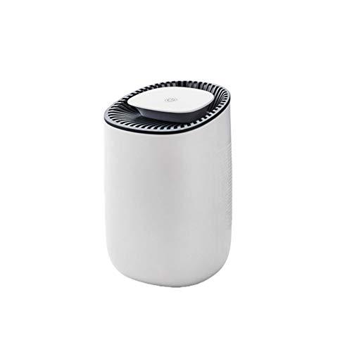Mini-Luftentfeuchter - geeignet für Räume unter 10 Quadratmetern. Der Luftentfeuchter entfeuchtet weniger als 1 Liter pro Stunde. Der kleine elektrische Luftentfeuchter ist ohne Kompressor sehr leise