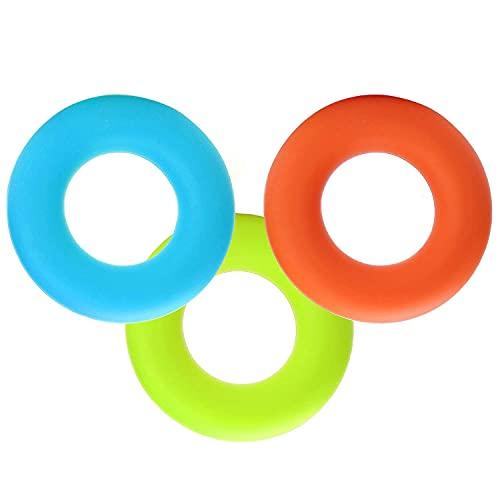 Beyond Dreams 3 Handtrainer Ringe | Ring Sports Unterarm Fingertrainer | Hand Unterarmtrainer Trainingsgeräte für Finger Training Klettern Handmuskeltrainer | Ausrüstung Set für Fingerkraft Fingermuskel Trainer