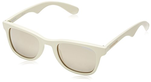 Carrera 6000 UE N5A Gafas de sol, Beige (Beige/Grey Ivory Mirror), 50 Unisex-Adulto