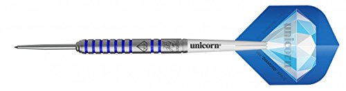 Unicorn Maestro Ian Diamond White Steel Dart Typ: 23 Gr.