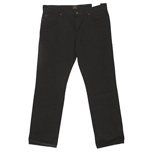 S. Oliver, Tube Slim, Herren Jeans Hose, Denim, Black, W 31 L 34 [17839]