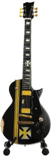 Mini Chitarra Da Collezione Replica In Legno -Metallica - James Hetfield - Iron