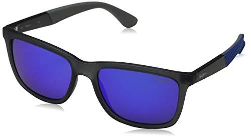 Pepe Jeans Titan Gafas de Sol, Gris Grey, 54.0 Unisex Adulto