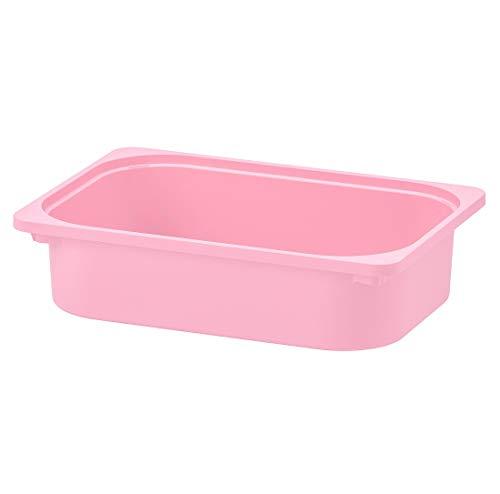 Ikea TROFAST -Aufbewahrungsbox rosa - 42x30x10 cm