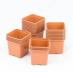 Godet pour semis 8 x 8 x 7 cm TERRE CUITE (x100) (matière plastique)