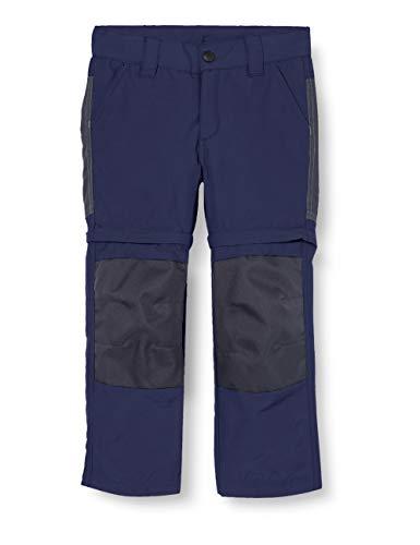 Lego Wear Jungen Lwpatrik 2 In 1 Outdoor Hose Regenhose, Blau (Dark Navy 590), (Herstellergröße: 98)