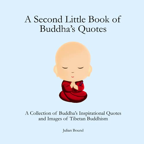 A Second Little Book of Buddha's Quotes