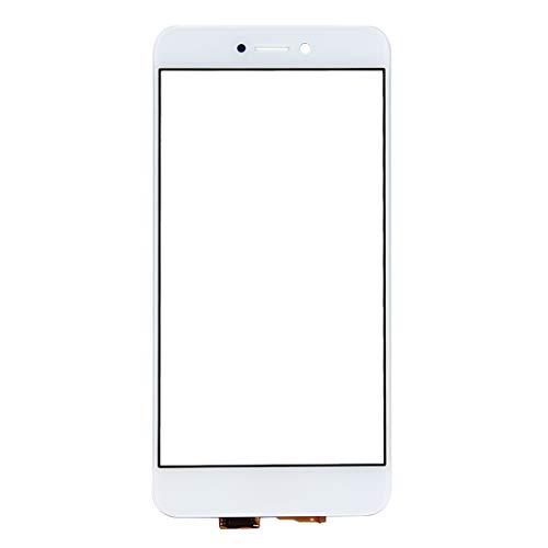 DINGXUEMEI Xuemei de Piezas de Repuesto de teléfono Reemplazo de Pantalla for Panel táctil Huawei P8 Lite 2017 (Negro) (Color : White)