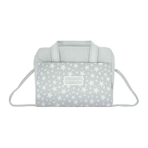 Cambrass Star - Bolso maternal tipo maleta, 32 x 39 x 17 cm