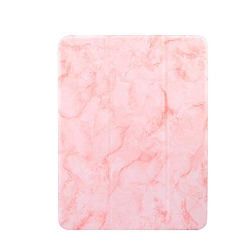 YYLKKB For iPad Air 4 Case 10.9 Smart Case with Pencil Holder Slim Folding Stand Marble Cover for iPad Air 2020 Case Tablets Funda-2_For iPad Air 4 2020