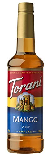 Torani Syrup, Mango, 25.4 Ounce