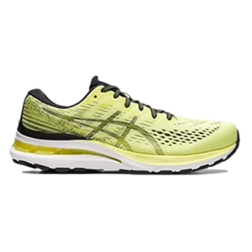 ASICS Gel-Kayano 28, Zapatillas para Correr Hombre, Glow Yellow White, 46.5 EU