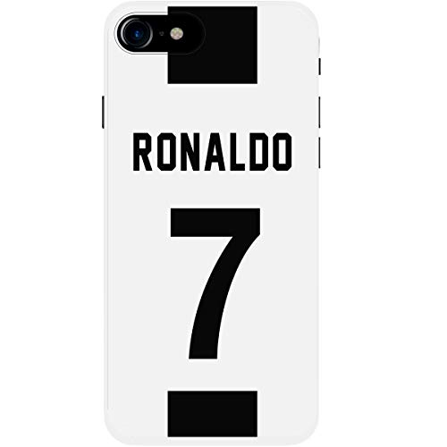 Hülle Case - Cristiano Ronaldo (CR7) - Kompatibel mit iPhone X