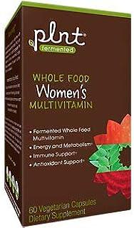 Whole Food Women's Multivitamin Antioxidant Immune Support (60 Vegetarian Capsules)