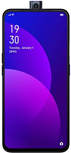OPPO F11 Pro (Thunder Black, 6GB RAM, 128GB Storage) (Rising Camera)