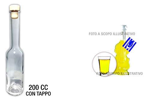 VENDEMMIA e POMODORI Limoncello Flasche Werk 59117 200cc c Deckel