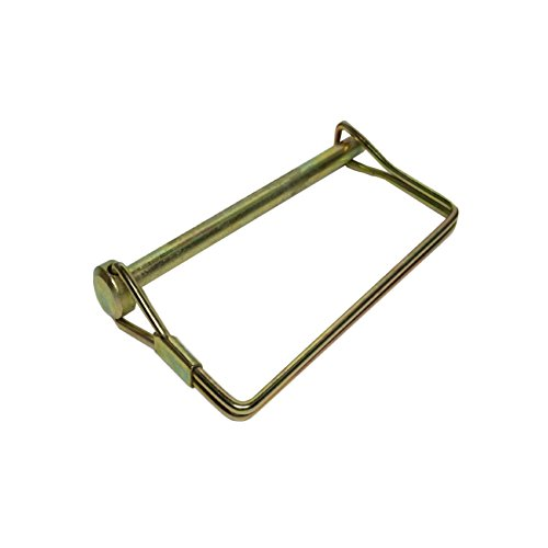 """Buyers Wire Lock Pin 1/4"""" X 3-3/4"""" Square 66070"""