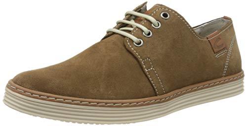 camel active Herren Copa Sneaker, Braun (mud 10), 43 EU