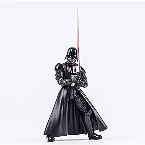Star Wars The Black Series - Darth Vader,Darth Vader Action figure 15 cm Darth Vader Unisex Action Figure Regali Souvenir Collezioni Articoli da Regalo Artigianato Vacanza