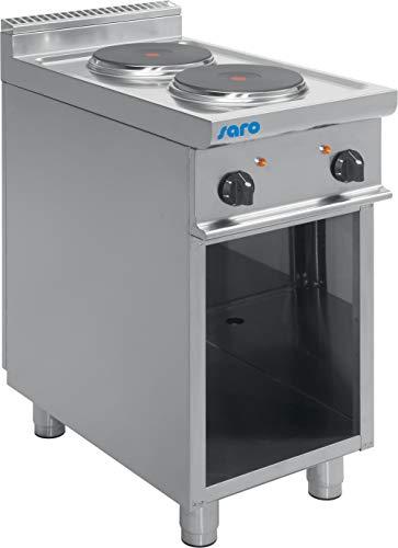 Saro 423-1065 E7/CUET2BA Elektroherd mit offenem Unterbau