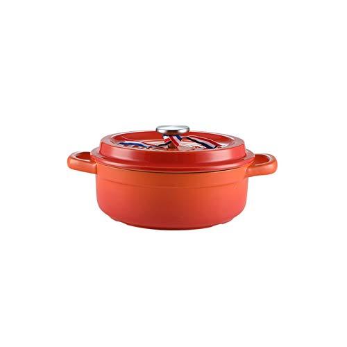 Olla GRADIENTE Casserole Casserole Premium Stockpot con cazu