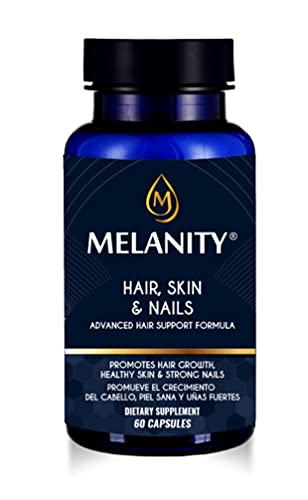 of stimulate for skin hairs Melanity Hair Products Hair, Skin, Nails Vitamins Extra Strength for Hair Loss Prevention & Hair Growth Stimulation, 60 Caps