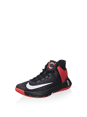Nike 844571-600 Chaussures de Basketball, Homme, Rouge, 47.5