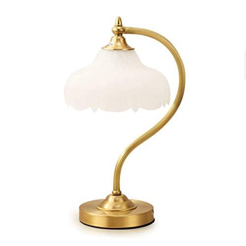 MKXF Lampada da Tavolo Lampada da Comodino Camera da Letto Lampada da Soggiorno Calda in Stile Americano Home