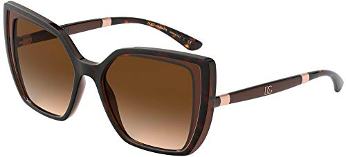 óculos de sol Dolce & Gabbana mod DG6138 3185/13