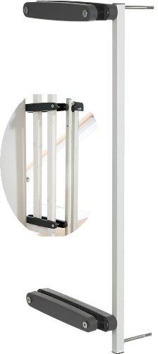 Geuther-Kit escalier Easylock Light-Blanc