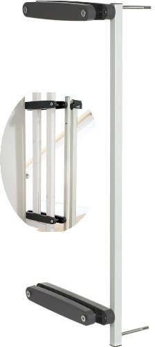 Geuther-Kit escalier Easylock Light-Blanc