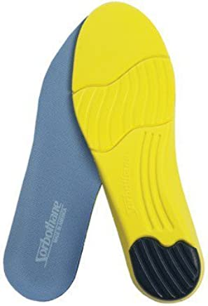 Sorbothane SorboAir Insole W 13, M 11-12 (Metric 44-45) - F