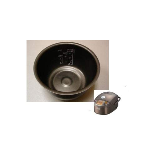 Zojirushi NP-NVC10IN Original Replacement Nonstick Inner Cooking Pan for Zojirushi NP-NVC10 5-Cup Rice Cooker only
