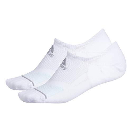 adidas Women's Superlite Speed Mesh Super No Show Socks (2 Pack)
