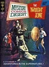 mystery comics digest