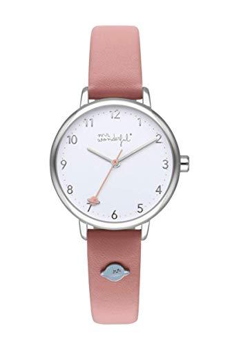 Reloj MR WONDERFUL Fun Oclock - Pink