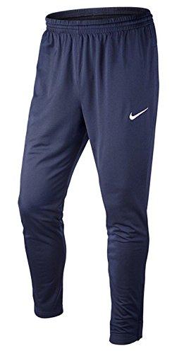 NIKE Youth Libero Tech Knit Pant 588393-419 (Large, Navy Blue)