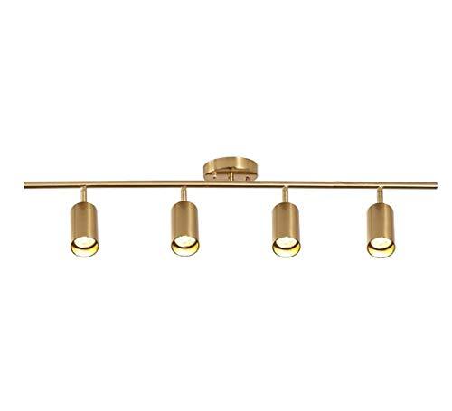 4-in-1 led-lichtstrip, puntenlicht, plafondverlichting, dimbare lichtkop, extra verlichting, wandlamp, decoratieve verlichting D