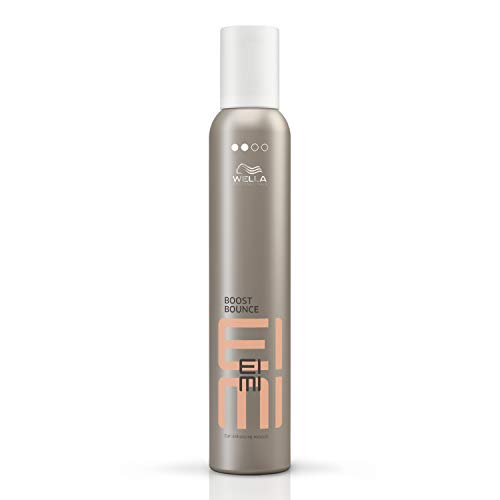 Wella Eimi High Amplify - Espuma rizos y ondas, 300 ml