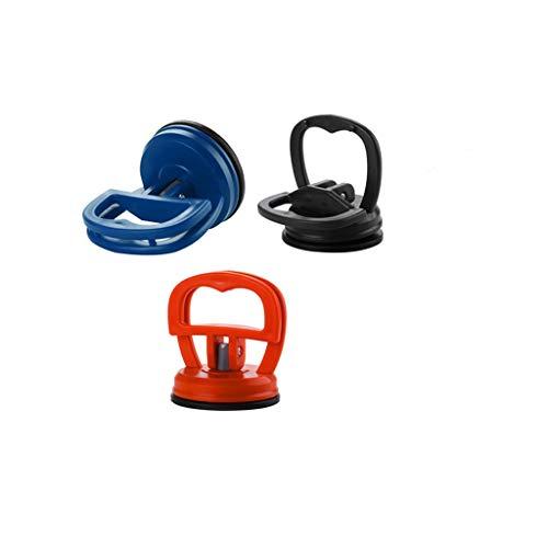 Alecony 3 PCS Auto Saugheber Vakuumsauger,Auto Dent Abzieher,Auto Saugnapf Body Dent Abzieher Ausbau Werkzeug,Heavy Duty Suction Cups Gummisauger reparieren Werkzeug