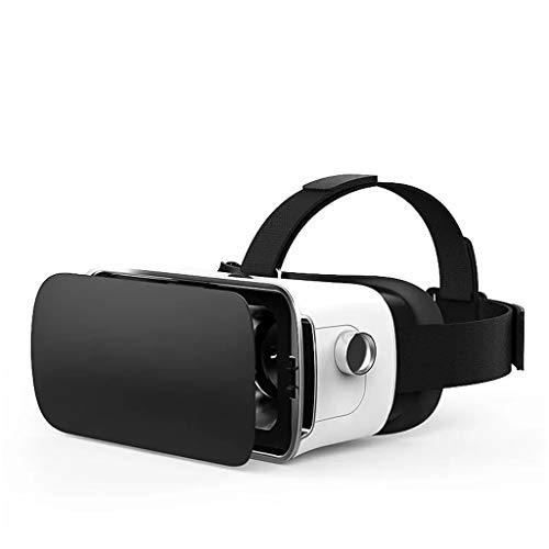 Lowest Price! LPCMLS VR Headset Compatible for iPhone & Android – Universal Virtual Reality Goggles for Kids & Adults – W/Soft & Comfortable New 3D VR Glasses