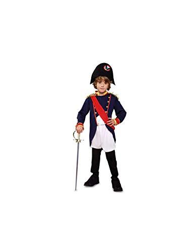 DISBACANAL Disfraz de Napolen Infantil - -, 5-6 aos