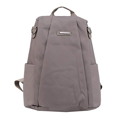 Maorniessy Women Canvas Backpack Travel Bag Large Capacity Casual Daypack for Travel Hiking