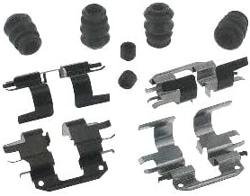 Popular Carlson Quality Brake All items in the store Parts Disc Hardware Kit 13447Q