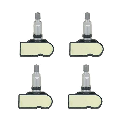 NSKE 4 Stück TPMS Drucksensoren Neu für 5Q0907275B RDK RDKS