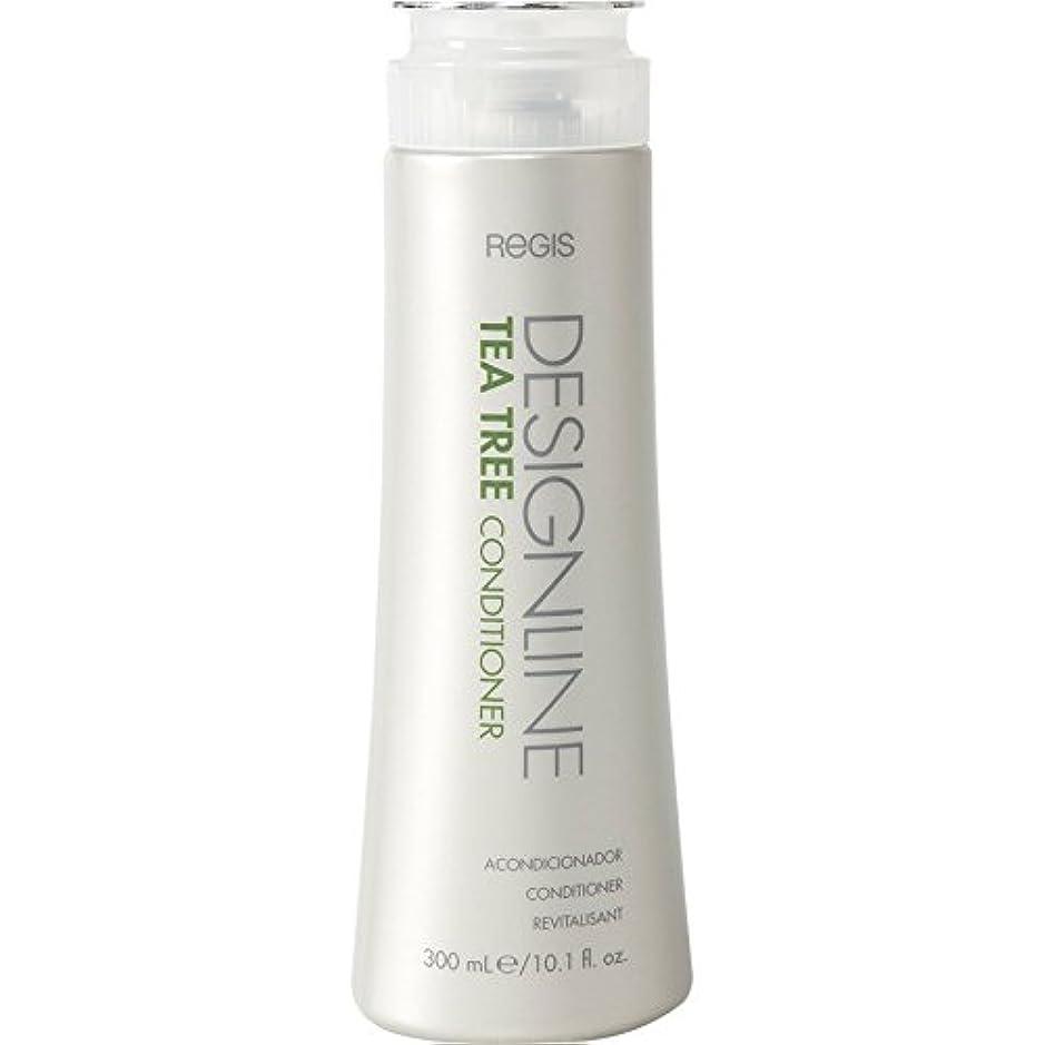 についてスーパーマーケット魔女DESIGNLINE ティーツリーコンディショナー、Regis -栄養価の高いビタミンとミネラルを含み、髪に潤いを与え、髪と頭皮のオイルをバランスさせる シャイン、ソフトネス、および管理性 用