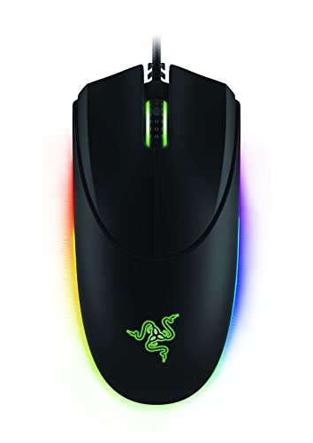Razer Diamondback - Chroma-Enabled Ergonomic RGB Ambidextrous Gaming Mouse - 16,000 Adjustible DPI