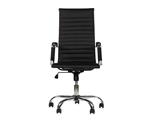 Winport Furniture WTB-8111 Office Chair, Black